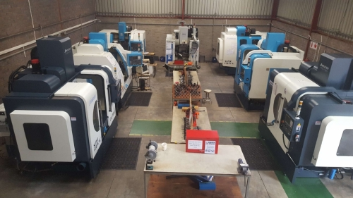 Milling division